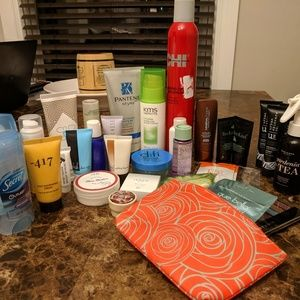 Assorted Hair/Makeup/Body items